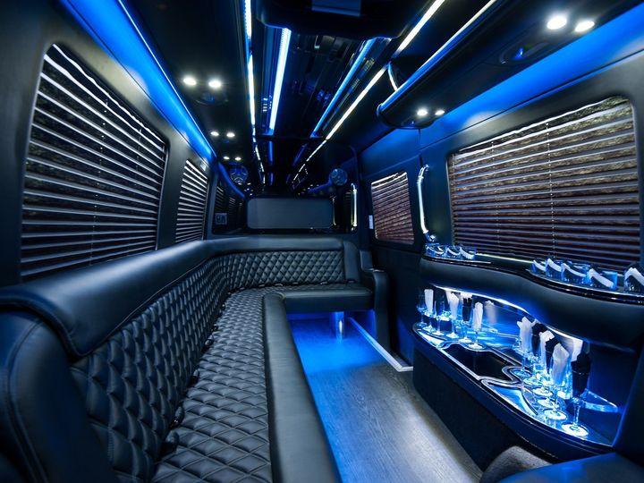Tmx 1487875311457 Sprinter 1 Interior 3 Upper Marlboro, District Of Columbia wedding transportation