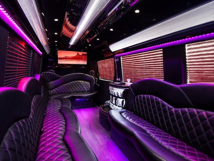 Tmx 1487875382313 Sprinter 2 Interior 5 Upper Marlboro, District Of Columbia wedding transportation