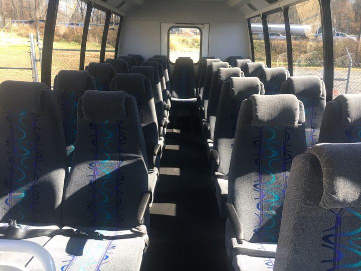 Tmx 1487875677343 Interior Cloth Seating Upper Marlboro, District Of Columbia wedding transportation