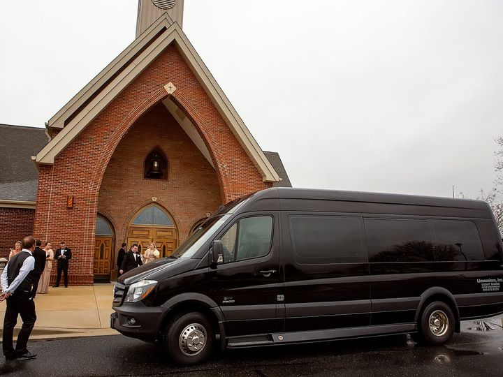 Tmx Darrell Sprinter 3 51 5844 Upper Marlboro, District Of Columbia wedding transportation