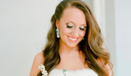 Lashes and Lace Bridal Hair and Makeup