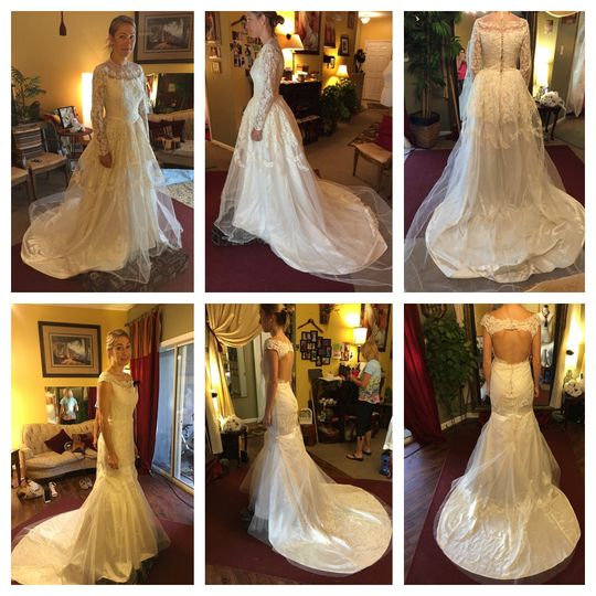becky s alterations dress attire jacksonville fl weddingwire