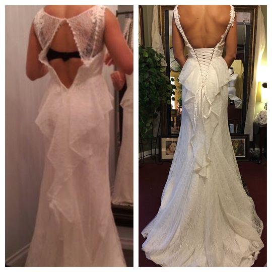 Becky\'s Alterations - Dress & Attire - Jacksonville, FL - WeddingWire