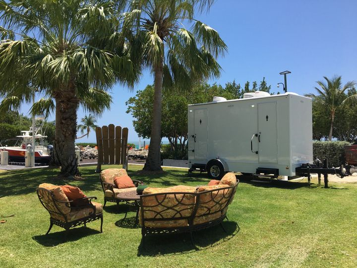 Island Restroom Suites Event Rentals Tavernier Fl Weddingwire