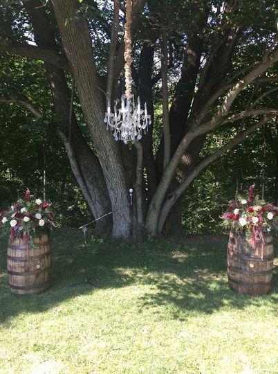 "The ""wedding tree"""
