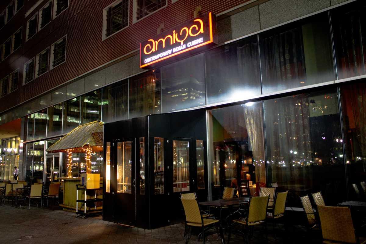 Amiya Restaurant