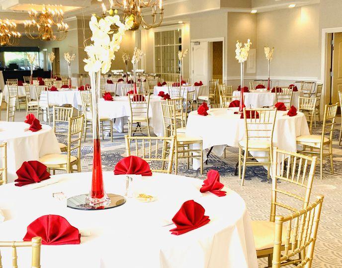 Wedding in Main Ballroom