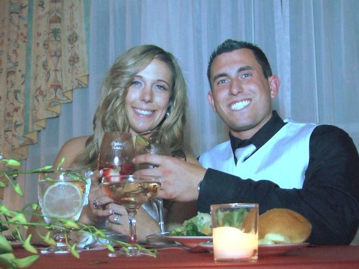 Tmx 1362200237691 AlyssaJasonToastEnhanced Woodbury wedding videography