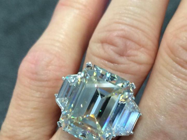 Tmx 1464899749483 16 Ct Emerald Cut Fort Lauderdale wedding jewelry