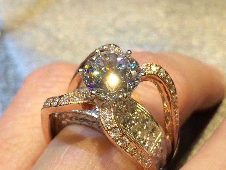 Tmx 1464899833189 Majestic Ring Fort Lauderdale wedding jewelry