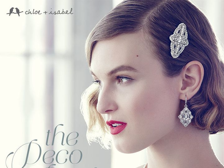 Tmx 1521151578 F884cb25de59f5e1 1521151578 46d8e70a91285e91 1521151571495 1 Art Deco Bride Berthoud wedding jewelry