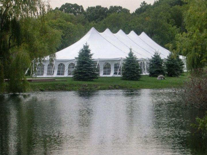 Tmx 1418845320553 40x120 Pole Clinton Township, Michigan wedding rental