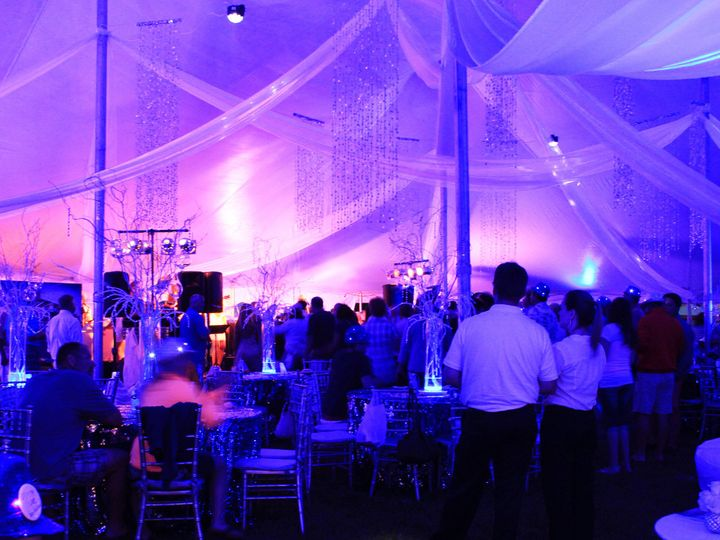 Tmx 1418845404928 Bay Harbor Inside Tent Clinton Township, Michigan wedding rental