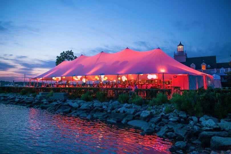 Riverside Yacht Club Wedding