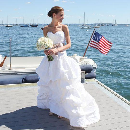 Larchmont Yacht Club Wedding