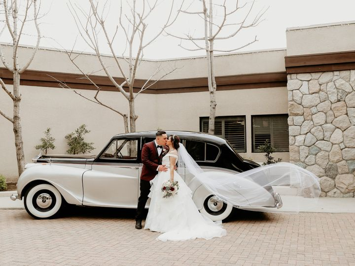 Tmx Bride And Groom Cool Car 51 492944 159969104160047 Glendora, CA wedding venue