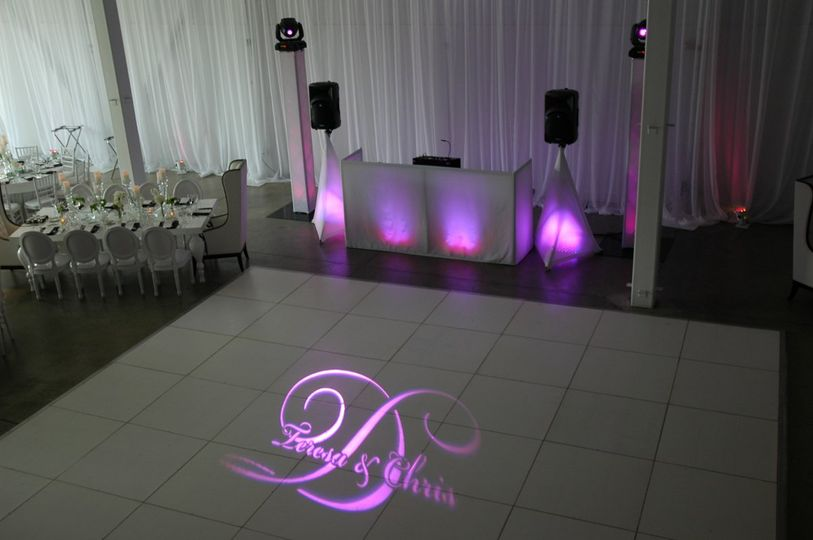 Wedding @ The Epi Center in South Boston
