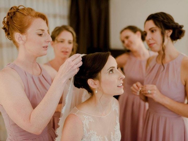 Tmx 1517297216 8ba72db7a7c0ff32 Wed2 Wappingers Falls, NY wedding beauty