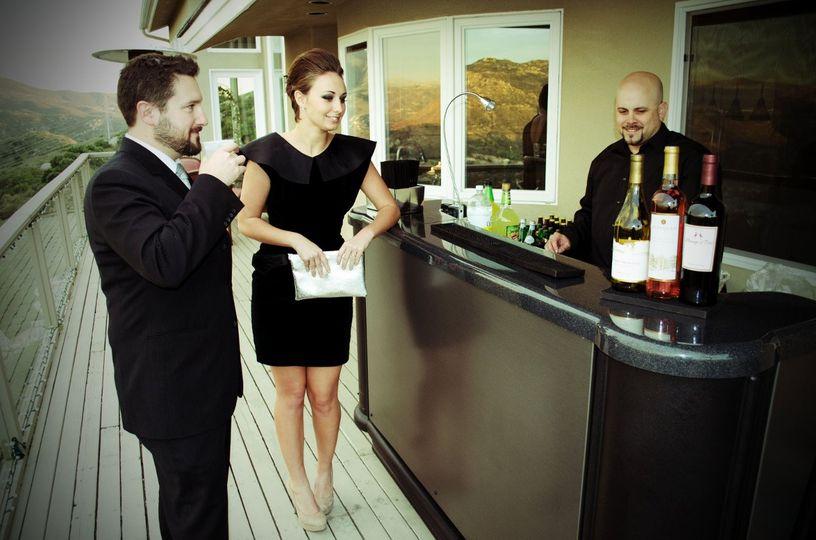 Bar Rental Option #1