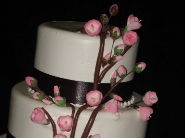 Tmx 1258950087405 Wedding036 Costa Mesa wedding cake