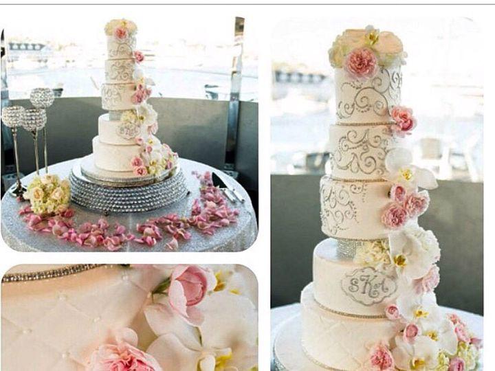 Tmx 1415161792460 Img3333 Costa Mesa wedding cake