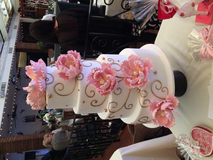 Tmx 1415161814064 Img2268 Costa Mesa wedding cake
