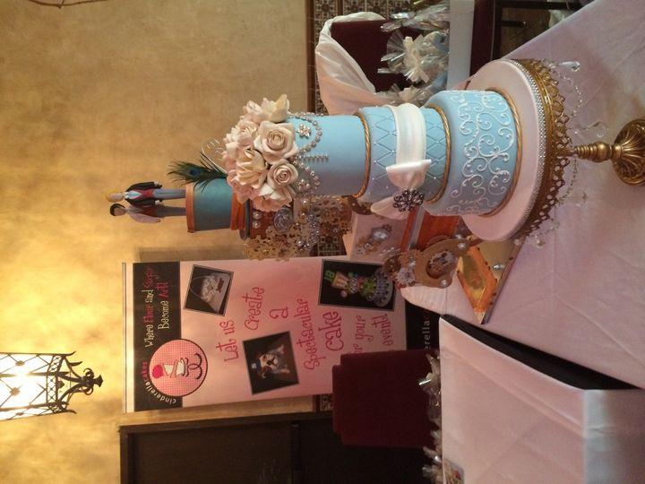 Tmx 1415161903614 Img6581 Costa Mesa wedding cake