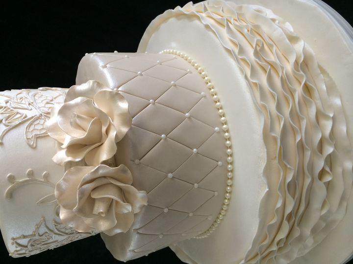Tmx 1415161959392 Img9134 Costa Mesa wedding cake