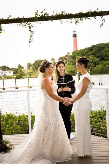 Two gorgeous Brides!