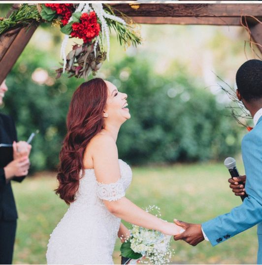 Happy Bride, Happy Life.