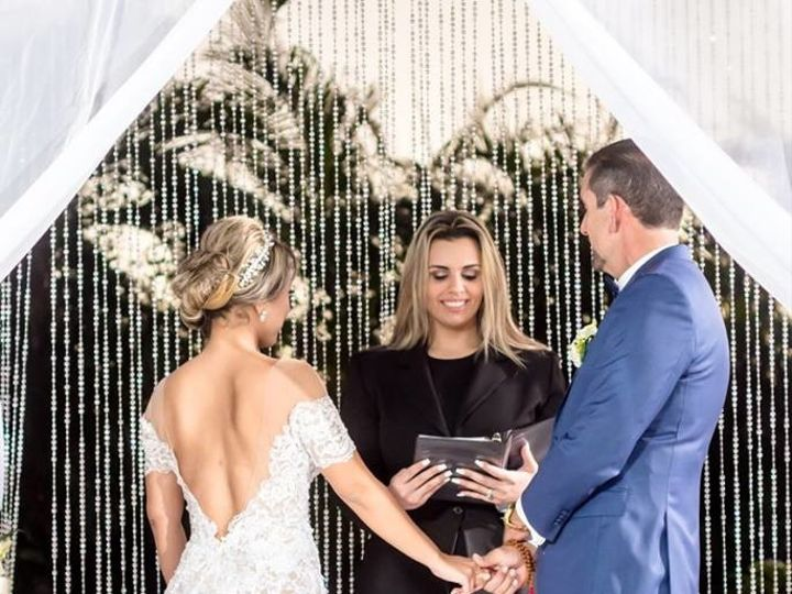 Tmx 1513138556848 Caroeuwedding Hollywood, FL wedding officiant