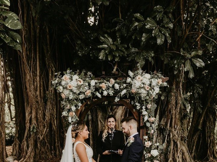 Tmx Unadjustednonraw Thumb 5c75 51 978944 157473507542175 Hollywood, FL wedding officiant