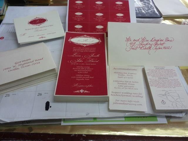 Tmx 1478110274058 108063036099384058003491795502223520419135n Waxahachie wedding invitation