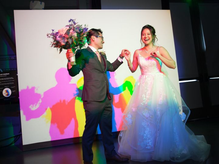 Tmx Bg Colored Shadows 51 300054 159130399484616 San Francisco, CA wedding venue