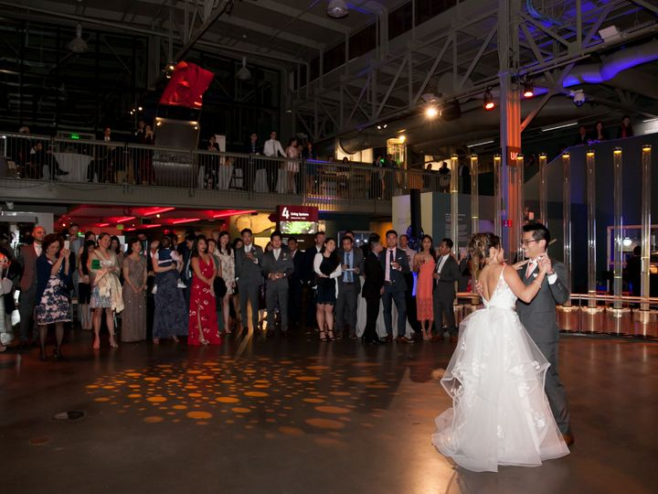 Tmx First Dance Tidal Exhibit East Gallery 51 300054 160625519963783 San Francisco, CA wedding venue
