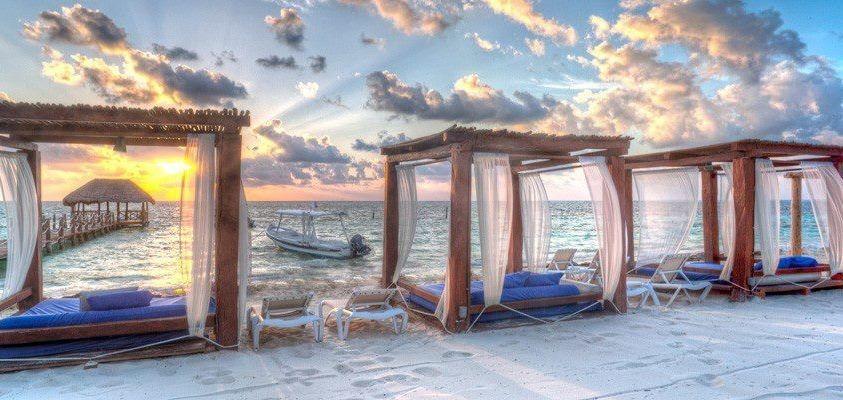 azul beach beds