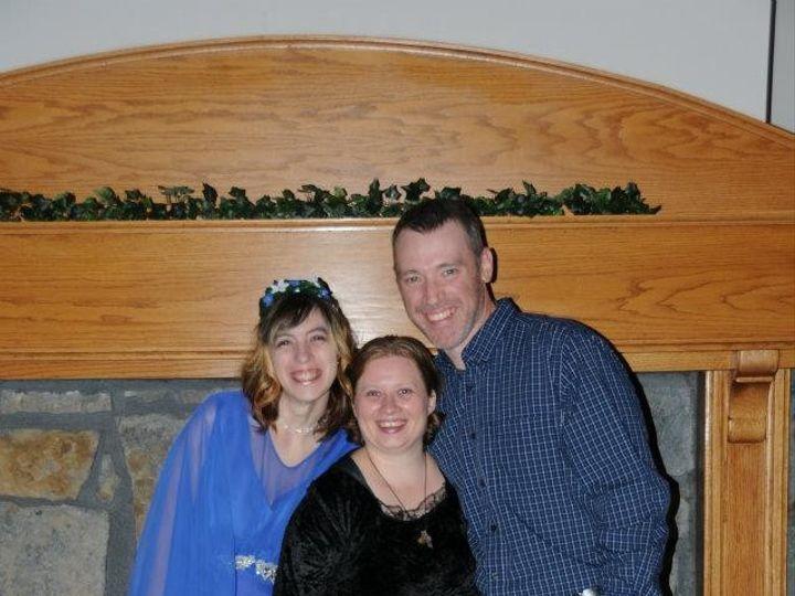Tmx 1415645334476 Tiffany And Tony 2 Tulsa wedding officiant