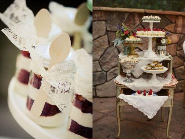 cookie wedding dessert bar idea1