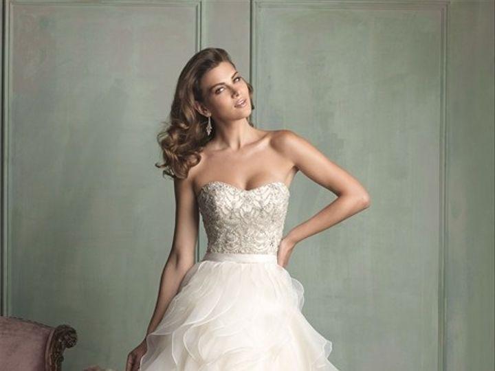 Tmx 1395693615270 Allure 911 Geneseo wedding dress