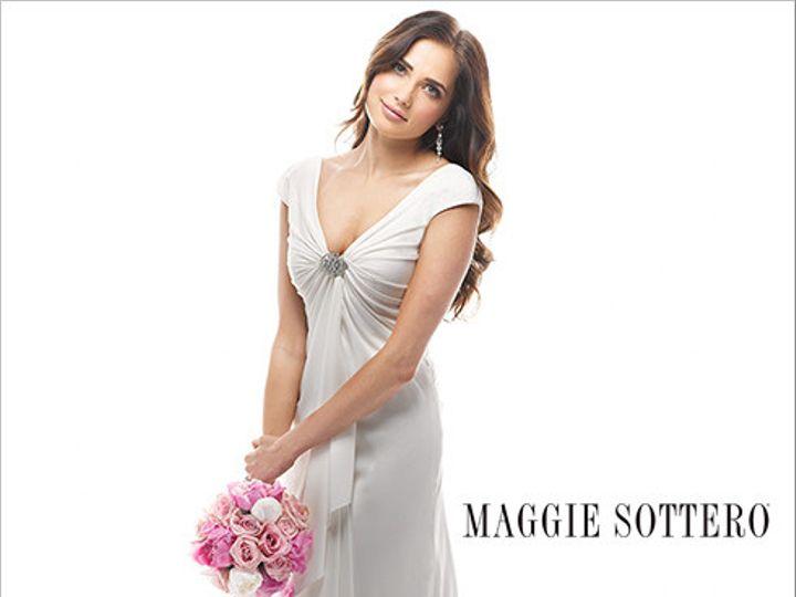 Tmx 1395693791547 Sariah Maggie Sotter Geneseo wedding dress