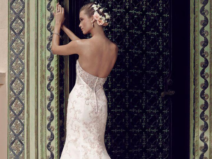Tmx 1453826822338 Casa 2189 Back Geneseo wedding dress
