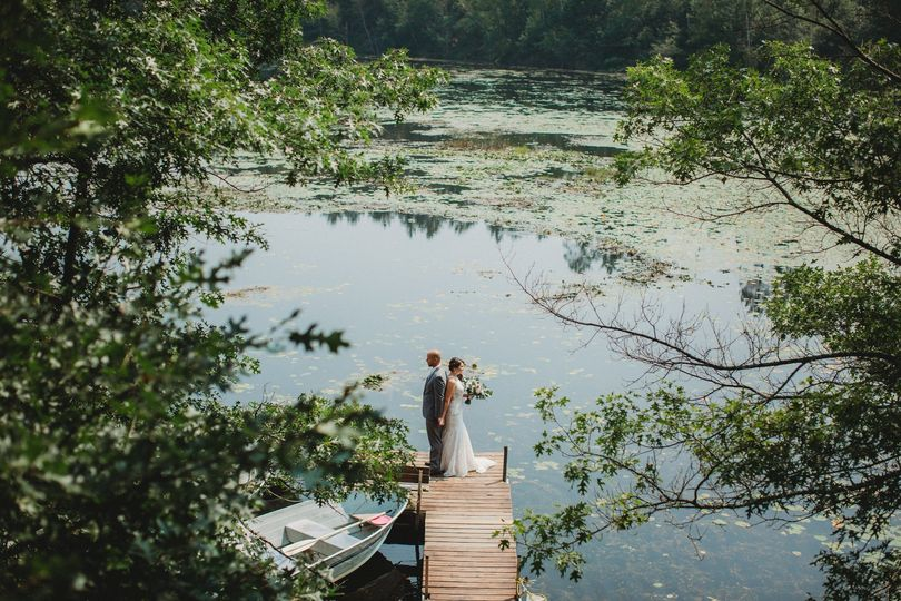 First Look on Cottage Dock