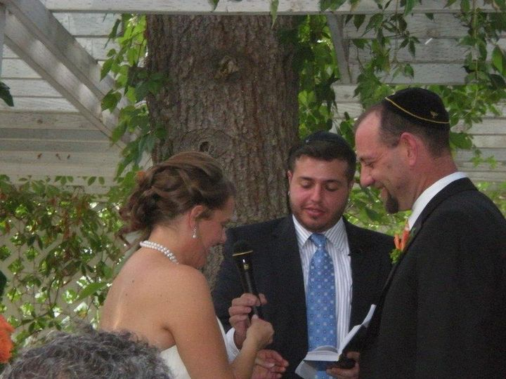 Tmx 1358036854718 20100904JoshanCharla06 Scarsdale wedding officiant