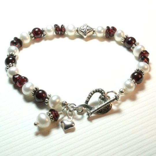 Heart's Desire Bracelet