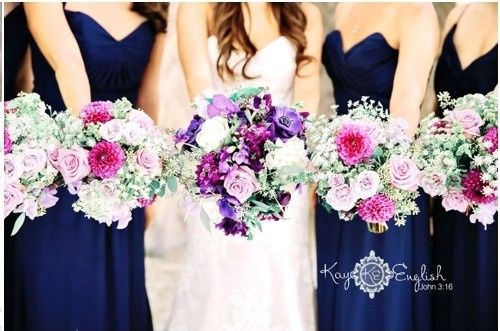 Tmx 1503961118772 Bridesmaid Bouquets Princeton wedding florist