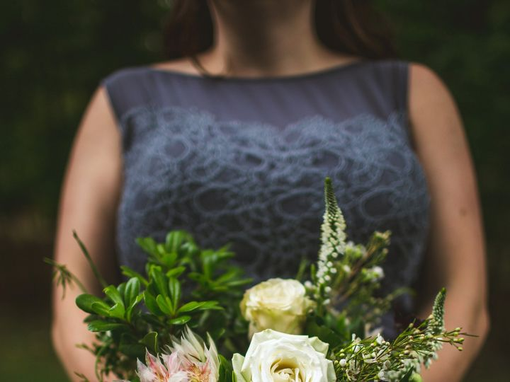 Tmx 1503961258038 Michele Tim Wedding 0183 Princeton wedding florist