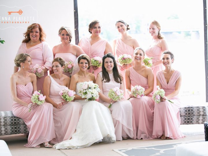 Tmx 1503961614435 Lambertville Station Inn Nj Wedding 361 Princeton wedding florist