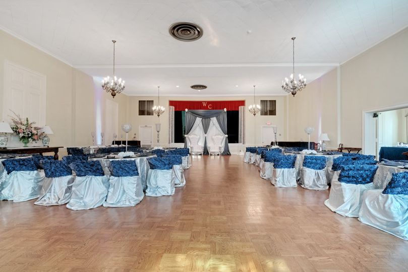 Womans Club Inc Venue Baton Rouge La Weddingwire