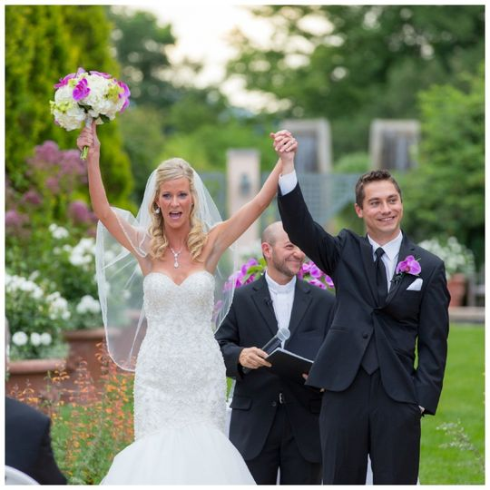 botanic gardens denver wedding officiant