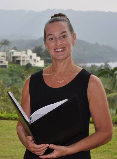 Julie D. Wirtz, Kauai Officiant/Celebrant